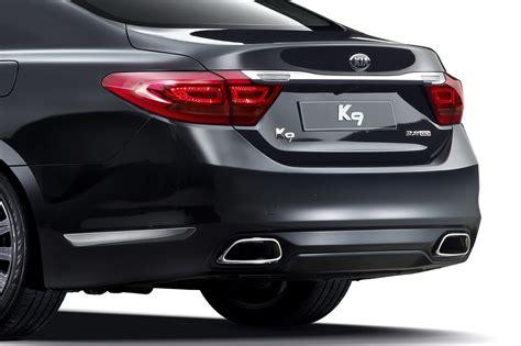 Kia Optima K9 On The Road With Zoom Photos Of Kia S New Flagship