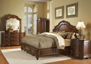 prenzo traditional style bedroom collection
