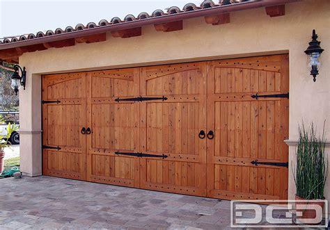 California Overhead Door California 22 Custom Architectural Garage Door
