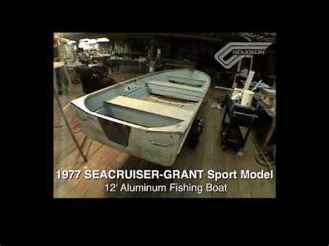 aluminum boat repair youtube aluminum boat repair kit youtube