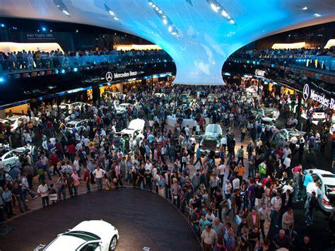 Auto Messe Frankfurt by Iaa Frankfurt Motor Show 2017 Elite Traveler