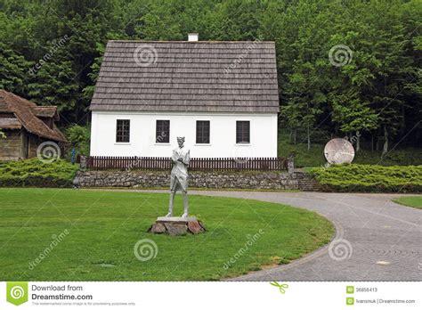 Tesla Birthplace Birthplace Of Nikola Tesla Stock Photos Image 36856413