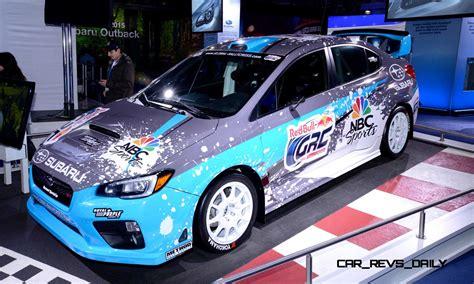 subaru wrc 2015 2015 subaru wrx sti rally racecars