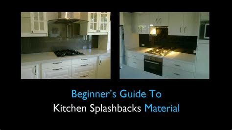 a beginner s guide to buying custom kitchen knives gizmodo australia beginner s guide to kitchen splashbacks material youtube