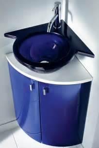 corner bathroom sinks for small spaces corner bathroom sinks creating space saving modern bathroom design