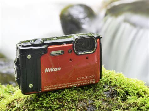 新製品レビュー nikon coolpix w300 デジカメ