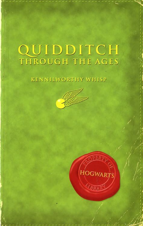 libro quidditch through the ages quidditch through the ages