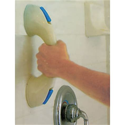 bathtub assistive devices safety gripping bath handle