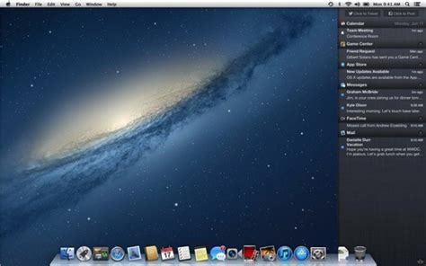 wallpaper changer for mac os x change os x s notification center background video how to