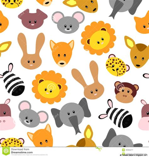 cute cartoon animal wallpapers