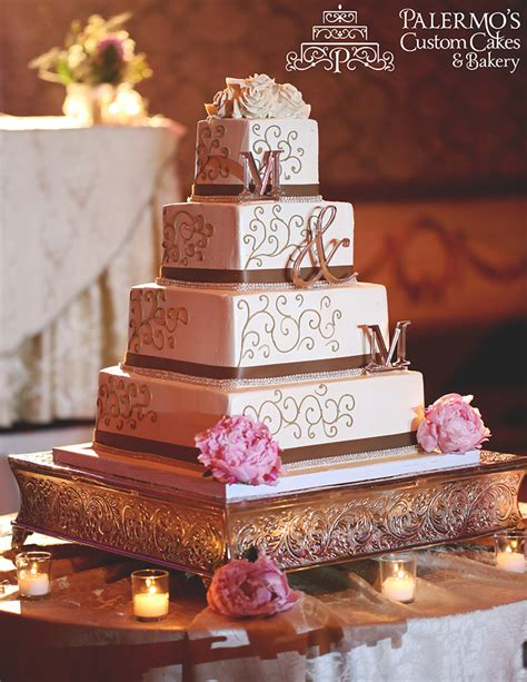 Custom Cake Bakery by Wedding Cakes Palermo S Custom Cakes Bakery