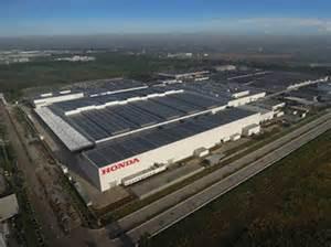Honda Manufacturing Plants Worldwide Honda Growing Beyond Japan Automotive Manufacturing