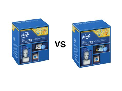 best i5 cpu i5 vs i7 which cpu offers the best for the