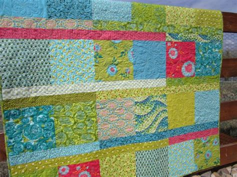patchwork quilt with boho chic style patchwork mountain