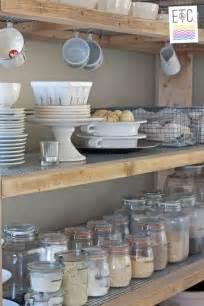 Kitchen Pantry Shelves by Kitchen Pantry Shelves Home Pinterest
