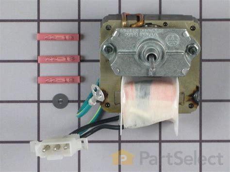 frigidaire evaporator fan motor frigidaire 5300158289 evaporator fan motor kit partselect