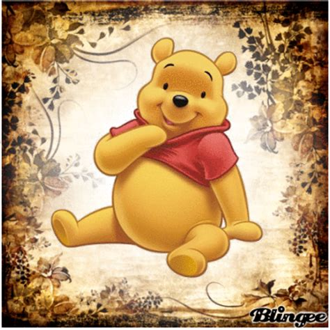 Bantal Foto Custom Winnie The Pooh winnie the pooh picture 115503053 blingee