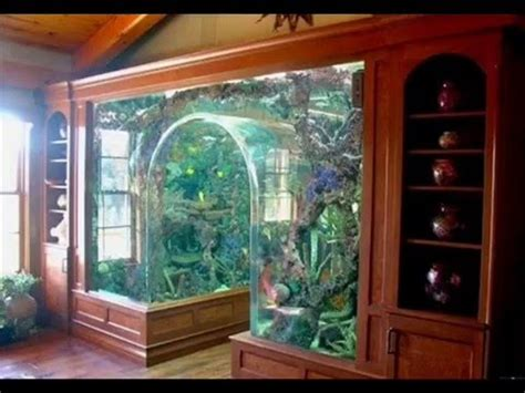 beautiful home fish tanks beautiful home aquariums youtube