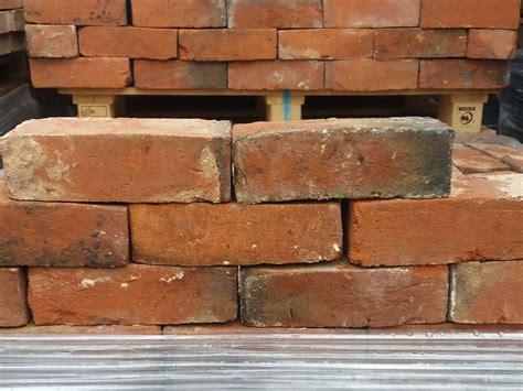 Handmade Bricks - reclaimed handmade farm bricks 70mm