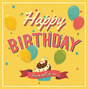 birthday card templates free 21 birthday card templates free sle exle format