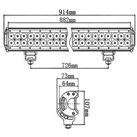 epistar led light bar epistar led light bar verstraler 234watt 234w