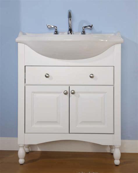 34 inch farmhouse sink 34 inch single sink narrow depth furniture bathroom vanity