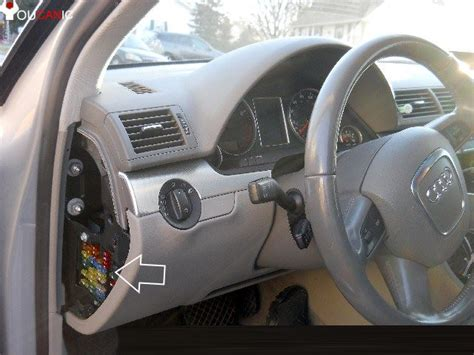 electronic stability control 2010 audi s4 head up display 2004 2008 audi a4 b7 fuse box location list diagram