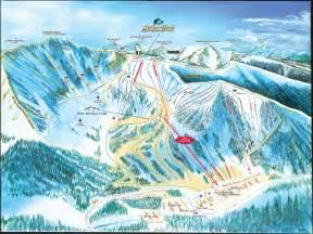 colorado ski map arapahoe basin colorado ski country usa