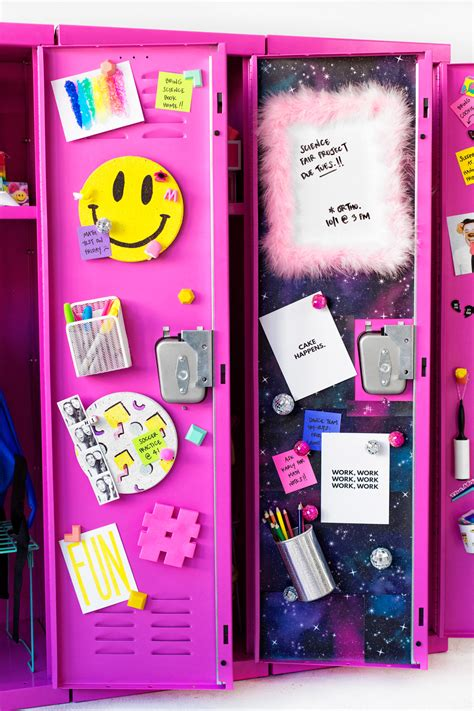 decor ideas diy diy locker decor ideas studio diy