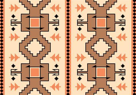 navajo pattern vector free native american pattern free vector download free vector