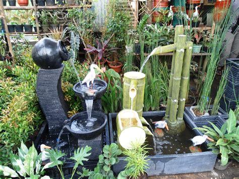 Pagar Taman Hiasan Kebun Isi 5pcs gambar air mancur taman belakang rumah