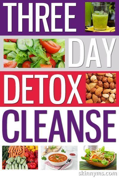 3 Day Summer Detox Diet by 25 Best Images About 3 Day Detox On Three Day