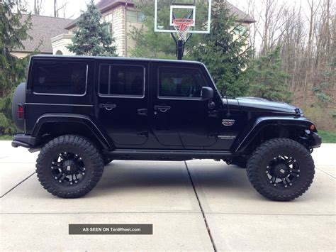 jeep black 4 door jeep wrangler 4 door white image 223