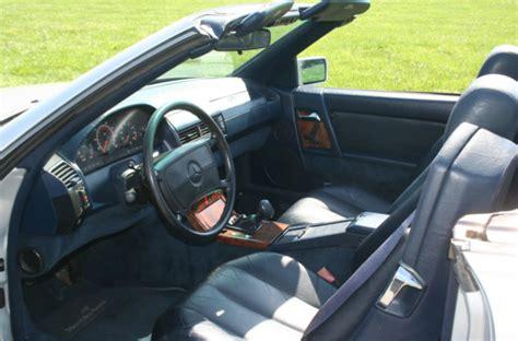 buy car manuals 1993 mercedes benz 300sl engine control 1990 mercedes benz 300sl 5 speed manual german cars for sale blog