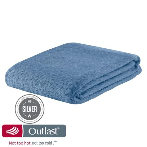 And Cold Blanket outlast not not cold temperature regulating