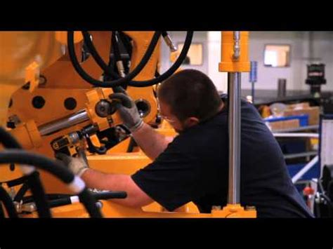 volvo construction equipments shippensburg plant points   brighter future youtube