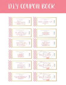 Coupon Book Template For Boyfriend by Best 25 Boyfriend Coupons Ideas On