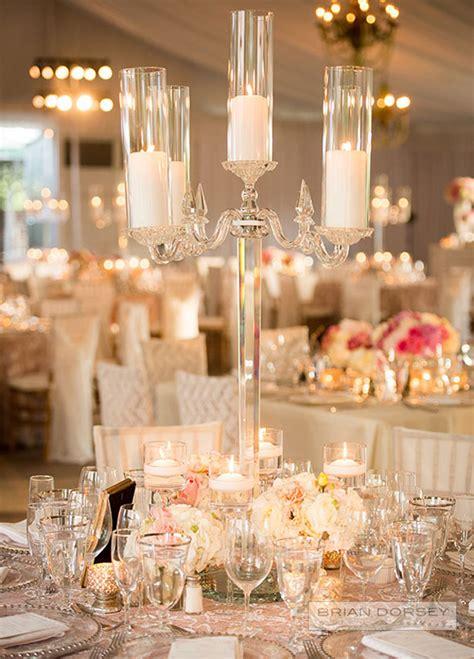 12 Stunning Wedding Centerpieces 30th Edition Crystal Candelabras Wedding Centerpieces
