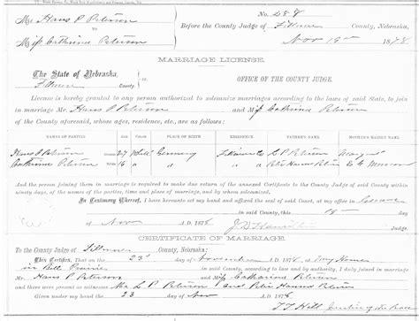 Kenosha County Marriage Records Familypage Home