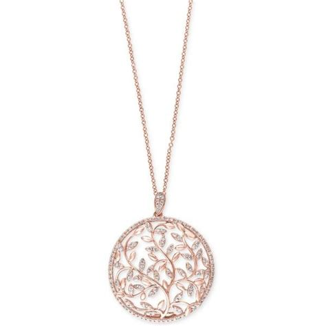 25 best ideas about gold pendant necklace on