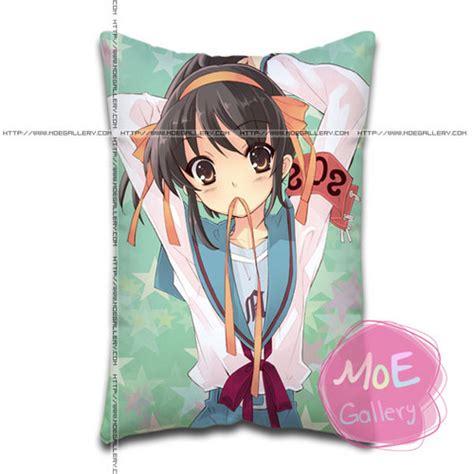 Haruhi Pillow by The Melancholy Of Haruhi Suzumiya Images Haruhi Pillow