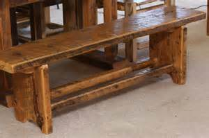barnwood dining room furniture rustic indoor benches other metro by four corner furniture