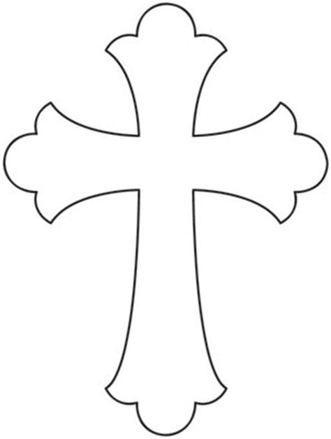 16 simple pretty cross designs images simple cross