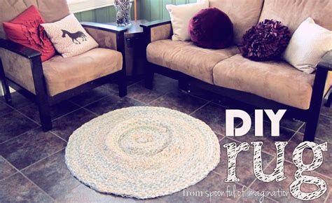 diy rug diy rug spoonful of imagination