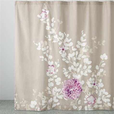 bloomingdales shower curtains blissliving home kaleah shower curtain bloomingdale s
