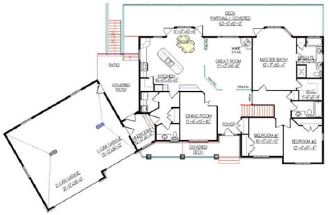 house plans angled garage bungalow plan 2011585 with angled garage by e designs