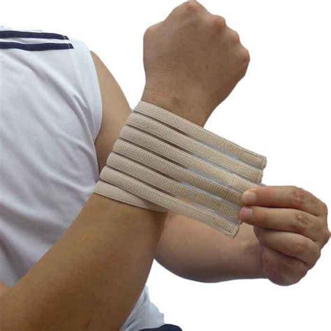 Wrist Band Lifting Support Fitness Tali Beban sport wristband wrist protection brace support bandage band ebay