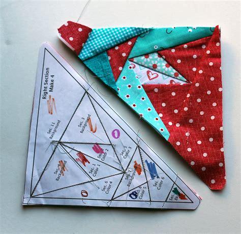 pattern paper piecing paper piecing monday part 8 wombat quilts