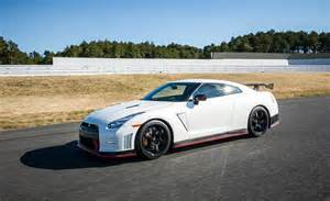 2015 Nissan Gt R Nismo Car And Driver