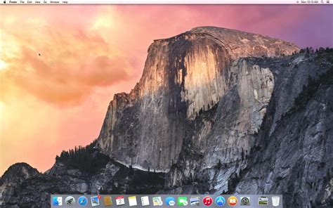 Apple Yosemite | apple unveils latest operating system for macs os x